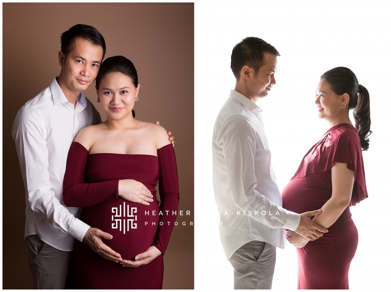 2017,Bangkok,Maternity,Portraits,Posed,Pregnancy,Sar,Studio,Thailand,Thanady,